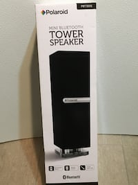 Polaroid PBT3001 Mini Bluetooth Tower Speaker Waynesboro