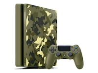 black and brown camouflage Sony PS4 game controller Knoxville, 37918
