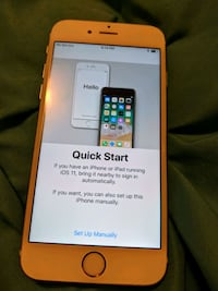 Rose Gold unlocked iphone 6S Indianapolis, 46227