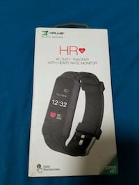 HR Activity Tracker With Heart Rate Monitor