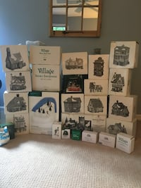 Dickens' Village Series Department 56