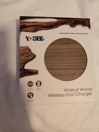 Walnut wireless charger  Monterey Park, 91754