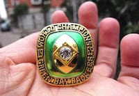 Green Bay Packers 1965 Super Bowl Ring replica North Providence, 02904