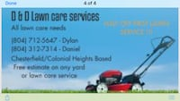 Lawn mowing Chester