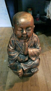 thinking g budda