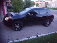 2008 BLACK NISSAN ROGUE VERY GOOD CONDITION Brampton