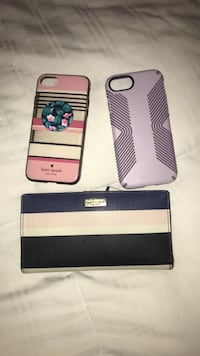 Late spade wallet and 2 iPhone cases  Reading, 19607