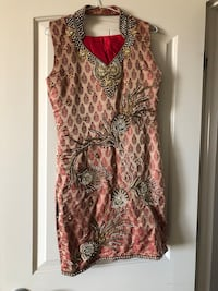 2 piece size small East Indian outfit Edmonton, T6R 0H6