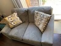 Love seat with cushions  NO POTOMAC, 20878