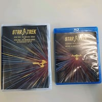 Star Trek 50th Anniversary TV and Movie Collection Virginia Beach, 23456