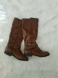 Brown boots, new, size 7 Menifee, 92584