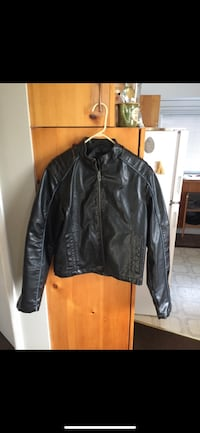Genuine Blend Leather Jacket