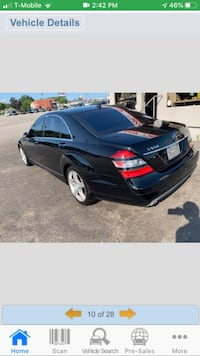 2008 Mercedes-Benz S-Class Baltimore