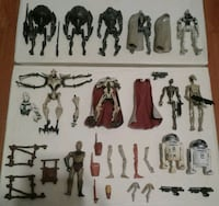 Star Wars Droids Action Figures Port Coquitlam, V3B 7G7