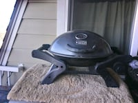 black and gray Char-Broil gas grill 3157 km