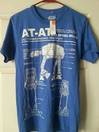 New Star wars t-shirt Attalla