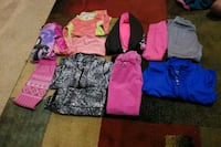 Asst  girls clothing size 4-6 Stockbridge, 30281