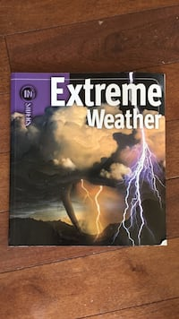 Extreme Weather book