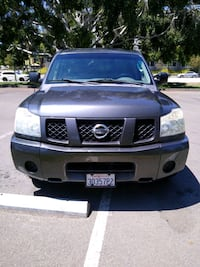 2007 Nissan Titan XE.  Los Angeles