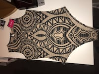 NEW w/ tags: Body Suit small from A'Gaci  Carlsbad, 88220