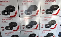 JAMESON BAYİSİNDEN OVAL HOPARLÖR 900 W SIFIR -BY SOUND Sincan, 06934