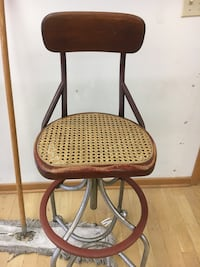 Bell Operators Switchboard chair with purse holder