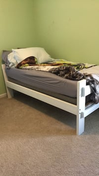 While children's twin bed real wood Walkertown, 27051