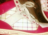 Coach high top shoes Charleston, 25313