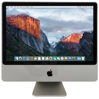 "!! Apple IMAC C2D 20"" only 249$"