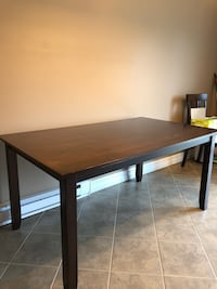 Wooden Dining Table Halifax, B3S