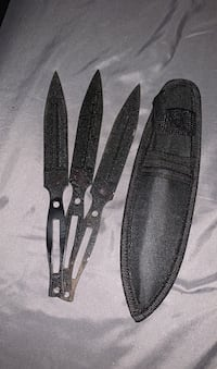 Throwing knives  Toronto, M3A 3M5
