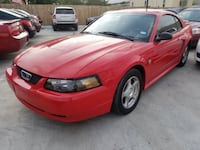 2004 Ford Mustang 2dr Cpe Standard Houston