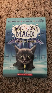 Upside Down Magic Sticks & Stones book Crown Point, 46307