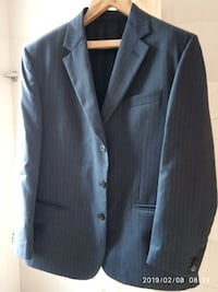 Men's Van Heusen suit - navy blue colour BANGALORE