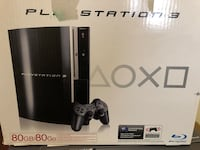 PlayStation 3. Includes a handful of games. Port Hueneme, 93041