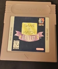 Game and watch gallery gameboy Niagara Falls, L2E 1R3