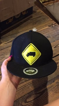 black and yellow New Era snapback cap Frederick, 21701