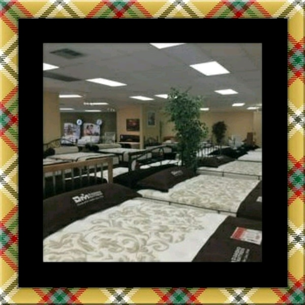 Mattress and box spring twin size