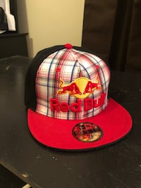 RedBull 59 Fifty hat  Purcellville, 20132