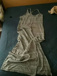 women's gray sleeveless dress Silver Spring, 20902