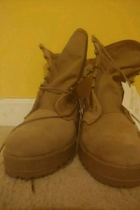 Ocp combat boots army military