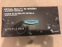 Utopia 360 virtual reality 3d headset Las Vegas, 89148