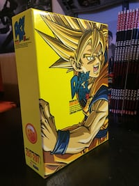 DBZ dvd box Eps 251-291 Maple Ridge, V2X 1L5