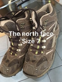 The north face gortex hiking Vancouver, V5X