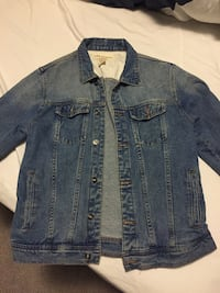 denim jacket  London