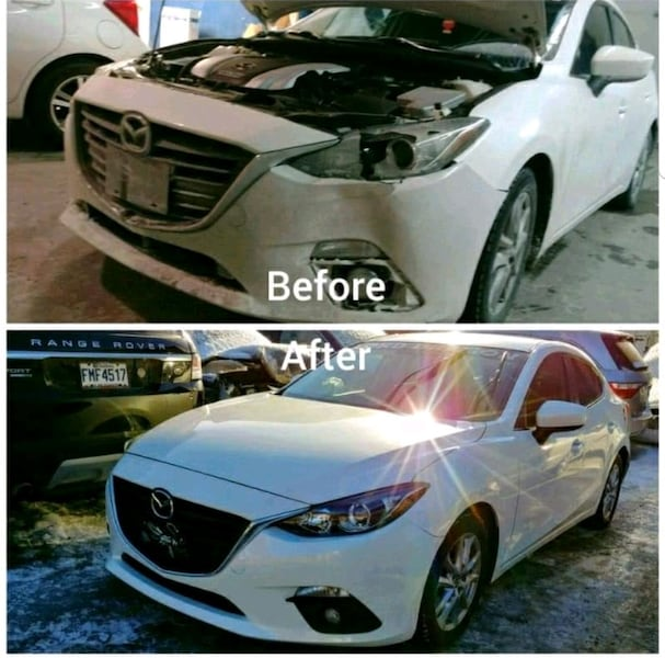 BEST PRICE!! Rust repair and body work for any car 40592fc9-82f6-43c4-b886-48da49f2c809
