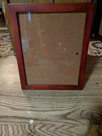 Red picture frame Towson, 21286