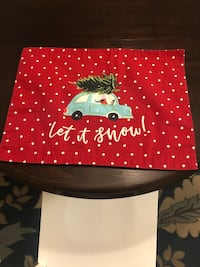 Set of 4 Christmas placemats Henrico, 23231