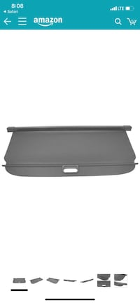 Cargo cover for 2005 Chevy tahoe Capitol Heights, 20743