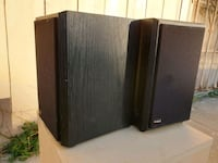 Pinnacle Model Ac 500 Rear Bookshelf Speakers 8 Oh Milpitas, 95035
